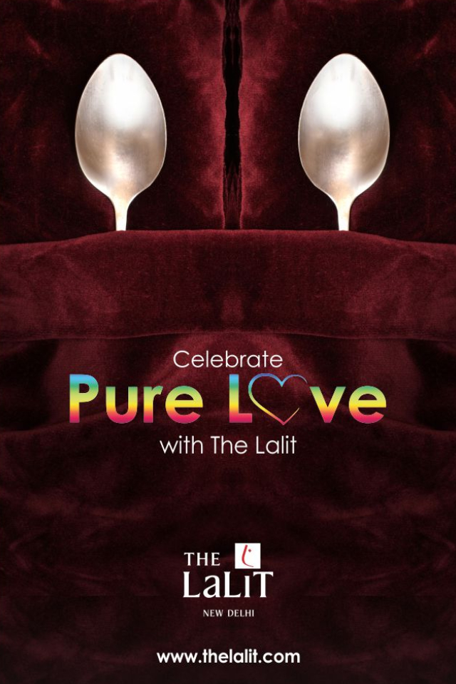 Pure Love at The Lalit