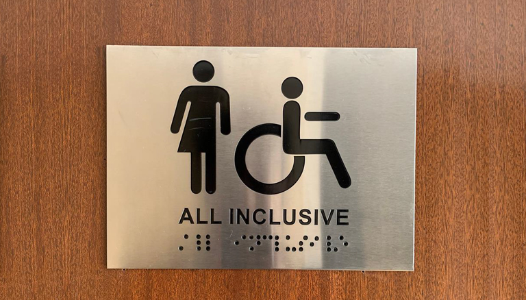 All Inclusive Washroom at The Lalit
